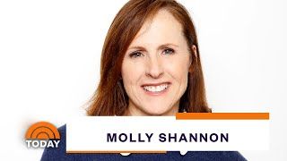 Molly Shannon Talks Serious, New Role In 'Wild Nights With Emily' | TODAY