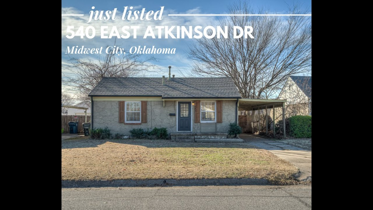 Midwest City Home for Sale!