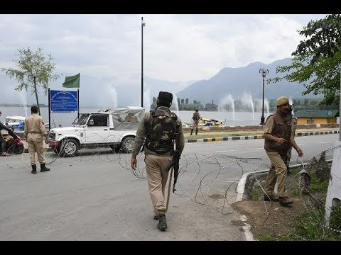 All Exit & entry points sealed ahead of Modi's Visit to Jammu and Kashmir | UNT