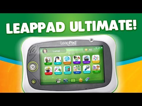 LEAPFROG'S LEAPPAD ULTIMATE! | A Toy Insider Play by Play