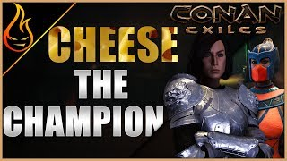 Simple Guide To Farming The Arena Champion Conan Exiles 2019