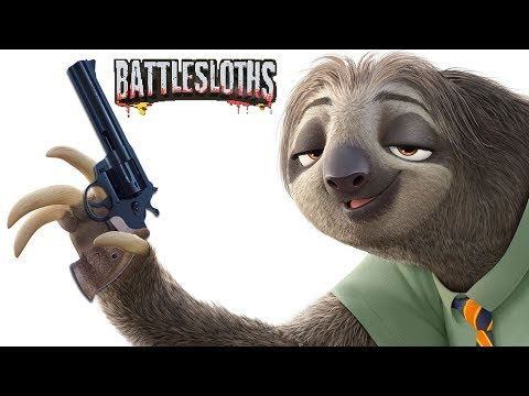DRUNK AND HUNGRY - Battlesloths Gameplay