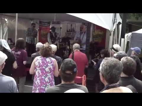The 3 Bob's: Margolin, Corritore & Stroger at Chicago Blues Fest