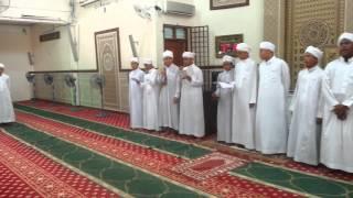 Bacaan Selawat Pelajar2 Maahad Tahfiz Al - Ridhuan