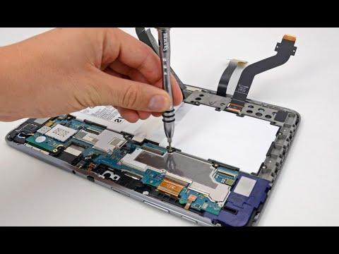 Ремонт планшета Не включается и не заряжается / Планшет Samsung Galaxy Tab 2 7.