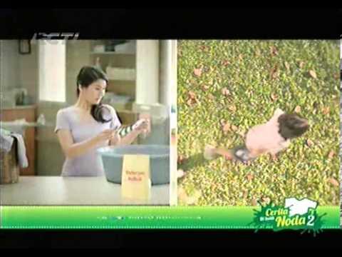 Rinso Anti Noda Lebih Efektif Daripada Deterjen Bubuk Iklan Youtube