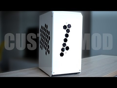 Custom Mod SXM Stl 6.3L - Обзор Mini-ITX корпуса