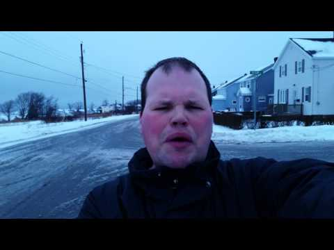 Massive Blizzard to Hit Nova Scotia on Monday February 13, 2017