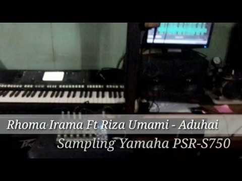 Rhoma Irama Ft Riza Umami - Aduhai #mp3 #karaoke
