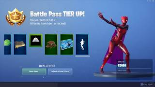 Buying Fortnite Season 8 Battle Pass!