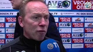 FC Den Bosch TV: Nabeschouwing FC Den Bosch - RKC Waalwijk