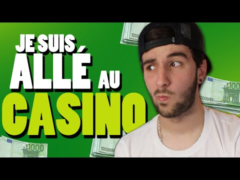 JE SUIS ALLÉ AU CASINO ! MONEY