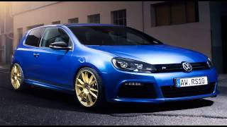 Alpha-N VW Golf 6 R 2014 Videos