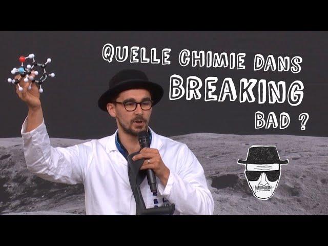Quelle chimie dans Breaking Bad ? (1/n)