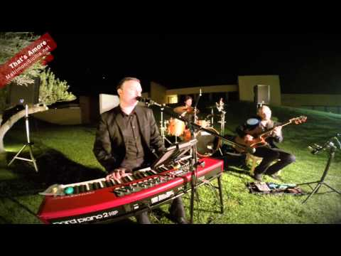Everything (Michael Bublè Cover) | That's Amore Band Musica Matrimonio Palermo Agrigento Trapani