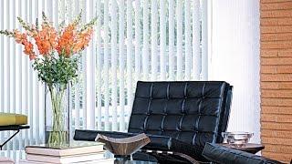 Вертикальные жалюзи в интерьере(Вертикальные жалюзи в интерьере. Вертикальные жалюзи идеальный вариант для офиса или любого общественного..., 2015-06-09T20:22:18.000Z)