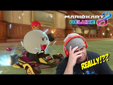 I'M DISAPPOINTED AS F#%K!!! [MARIO KART 8 DELUXE] [SUPER MARIO ODYSSEY]