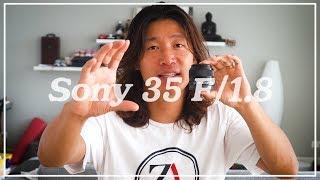 소니 a6400 렌즈 추천!!  SONY 35 f/1.…