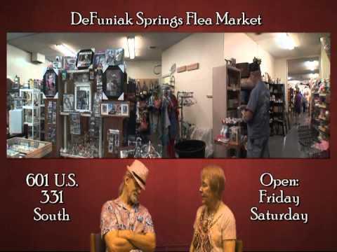 DeFuniak Springs Flea Market
