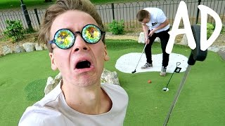 the craziest crazy golf ad