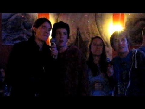 Reklama na ticho - karaoke 1.11.2014 Ostrava :)