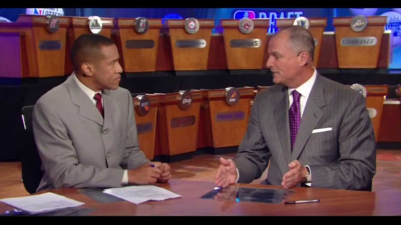 2013 NBA Draft Lottery + Prospect Analysis (HD) - YouTube