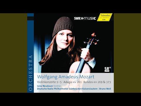 Violin Concerto No. 4 in D Major, K. 218: I. Allegro