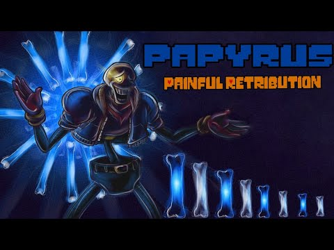 Disbelief papyrus Hardmode - Painful Retribution (Cover)