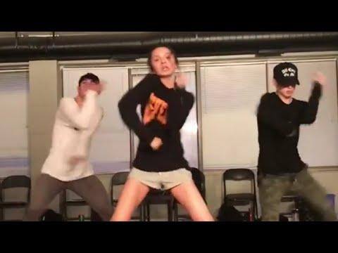 "Taylor Hatala ,Josh Beauchamp , Thomas Boivin ,Alexander Chung choreography ""sweet love"" Chris brown"