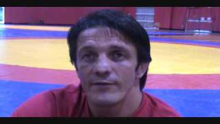 Interview with Olympic champ Kendall Cross at the 2009 World Team camp