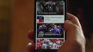 ESPN's New SportCenter App Demo