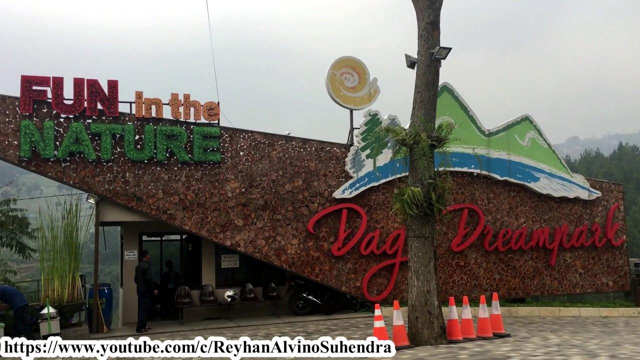 Tiket Masuk Dago Dream Park Bandung Youtube