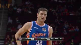 Jimmer Fredette 33 Points vs Houston Rockets | Full Highlights | October 2, 2016