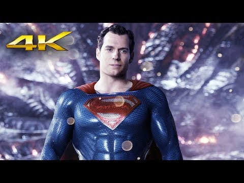 The Final Battle [Part 2] | Justice League 4k SDR