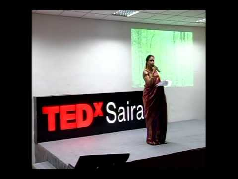 Innovations in Music: Sudha Ragunathan at TEDxSairam