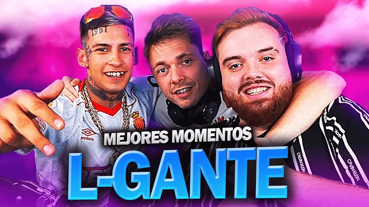 L-GANTE VIENE A MI CASA POR SORPRESA Y PROBAMOS COMIDA ESPAÑOLA