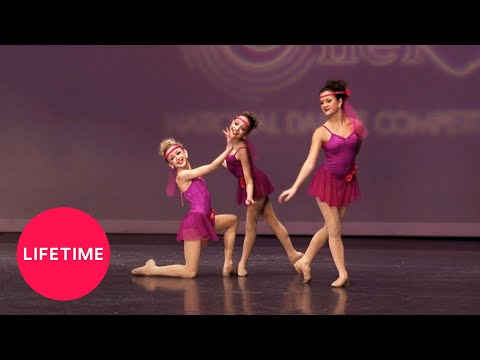 "Dance Moms: Trio Dance - ""Somebody Told Me"" (Season 2) 