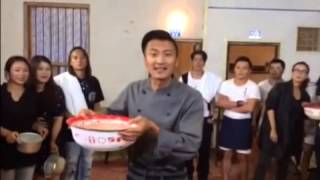 謝霆鋒 - 冰桶挑戰 Nicholas Tse takes the ALS Ice Bucket Challenge