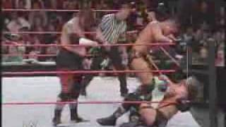 shawn michaels makes the save for triple h dx reunites
