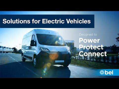 Bel Solutions for Electric Vehicles