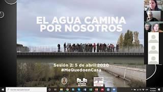 El Agua camina por nosotros: caudales ecológicos y aguas subterráneas