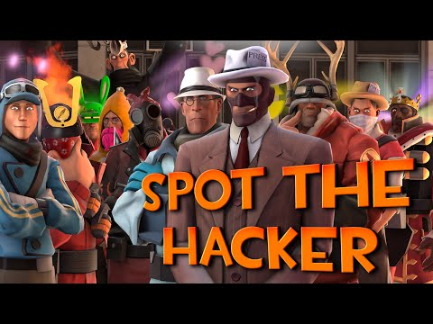 TF2 - Spot the Hacker - Season 1 Finale! [Feat. Funke, Nate Fox, Skymin, etc.]
