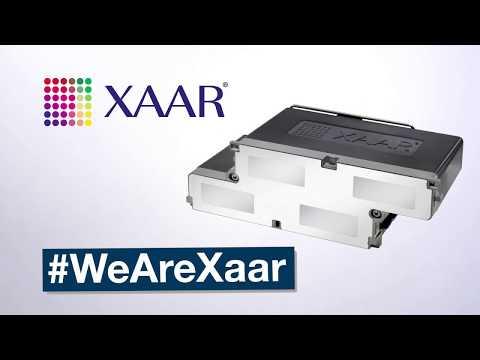 Xaar celebrates ground-breaking technology of its Xaar 5601