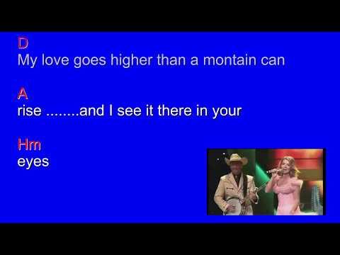 Texas Lightning - No No Never (Chords and Lyrics)