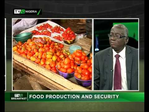 FOOD PRODUCTION AND SECURITY