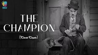 The Champion(1915) Charlie Chaplin  - Edna Purviance, Leo White