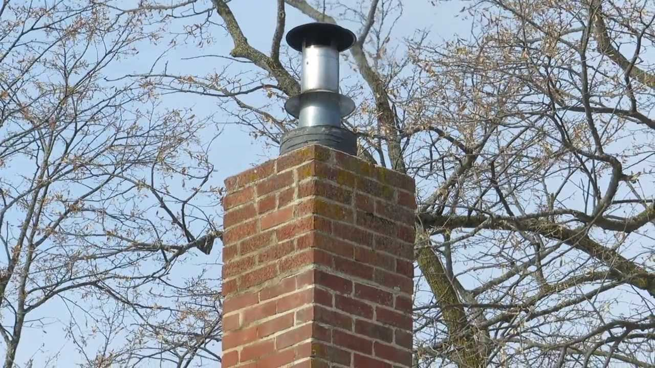 chimney smoke 1 house built in 1916 youtube