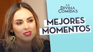 Maura Rivera habló de difíciles momentos en Rojo - La Divina Comida
