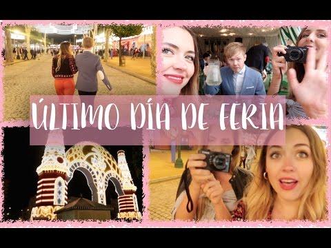 Último día de Feria + ¿Qué como en un día? + Premios Boty// ToksVlogs