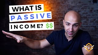 What is Passive Income? Can Real Estate really help military members achieve passive income?